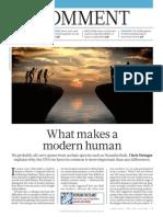Humans Archaic Genes Nature 2012