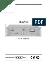 R.V.R. TEX100