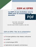 GPRS ET GSM
