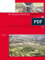 The Anacostia Waterfront Framework Plan - 2003