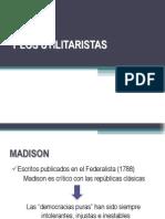 Madison y Los Utilitaristas