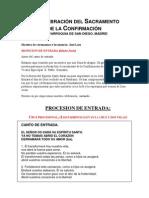 celebracionsacramentodelaconfirmacion-111212012804-phpapp01