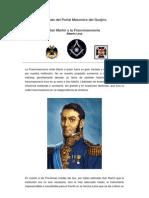 Alberto Levy - San Martin y La Francmasoneria