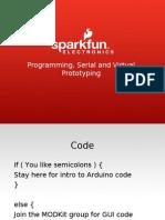 ArduinoSectionII Slides