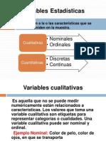 CLASE II-Distribución de Frecuencias