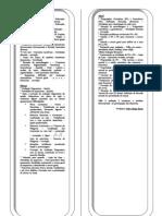 1 série B - Resumo do Conteúdo programático e das atividades desenvolvidas