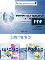informatica y tecnologia