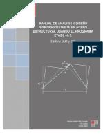 Estructuras de acero - Ejemplo de diseño de edificio SMF y EBF (en elaboracion