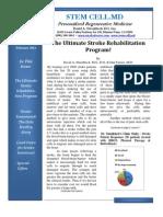 CLINIC Newsletter - January-February 2011 - Version 6 (Total Stroke Focus)