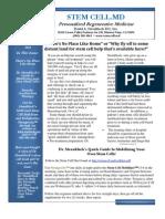 Clinic Newsletter - September-october 2010