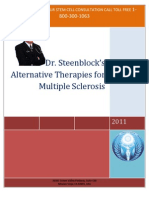 FREE REPORT -- Alternative Therapies for Multiple Sclerosis - 11-11-11