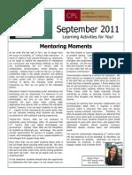 september 2011 learning zone
