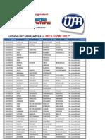 """++BECASUCRE2012++ REPORTE DE """"ASPIRANTES""""  REGISTRADOS HASTA EL DIA DE HOY 3/05/2012 A LAS 8Y20PM."""