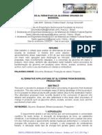 APLICAÇÕES ALTERNATIVAS DA GLICERINA ORIUNDA DO biosiesel