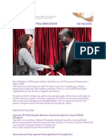 Pan Africa ILGA News Letter -May 02