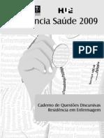 Prova Enfermagem Disc Formatada 2009