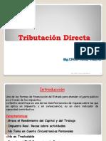 1era Sesion (Tributacion Directa)