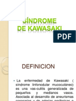 Sindrome de Kawasaki