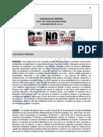 125. VIOLENCIA DE GÉNERO