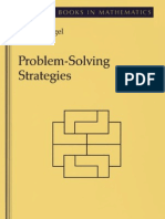 Problem Solving Strategies- Arthur Engel