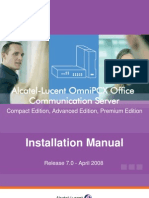 Release 7.0 Installation Manual