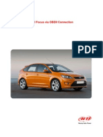 Ford Focus OBDII Connection 100 Eng