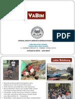Proposal Master Yabim-Mandiri