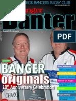 Banger Banter Newsletter 4th Quarter 2011