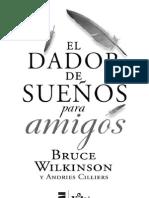 EL DADOR DE SUEÑOS PARA AMIGOS