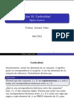 Clase 10-Cardinalidad