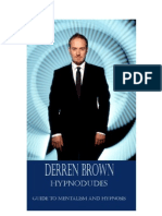 Derren Brown - Techniques