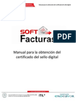 Manual Para Obtencion de Sellos Digitales SAT