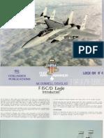 Verlinden - Lock On Nº004 - Aircraft Photo File - McDonnell Douglas F-15C-D Eagle