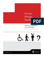 Access Design Standards