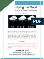 Demystifying the Cloud-eBook