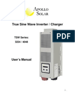 Apollo True Sinewave Inverter Manual 11-11-09