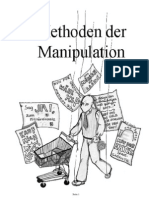Elias Erdmann - Methoden der Manipulation (ebook)