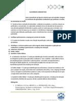 relatorio glic cardioativos