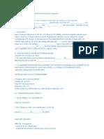 solicitud administrativa modelo