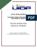 Hand Book for Bridge Works