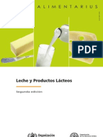 Leche y Productos Lacteos Codex