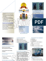 CanSolAir AIR Brochure 2012-Sample