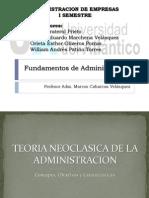 T. Neoclasica