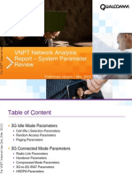 VNPT System Parameter Review 20120322