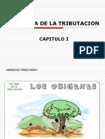 Historia de La Tributacion