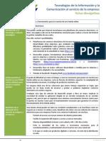 02. Ficha Divulgativa - Plataformas y herramientas para la creación de una tiena online