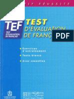 TEF Test d'Evaluation Francais
