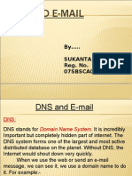 DNS and Email