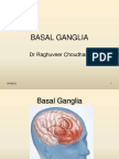 Basal Ganglia Physiological aspects