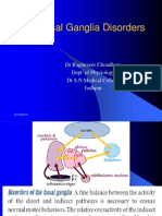 Basal Ganglia  Disordrs